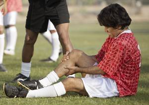 soccer-injury-pain-relief